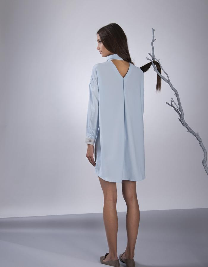 GINLEE Becca Dress, 100% Poly
