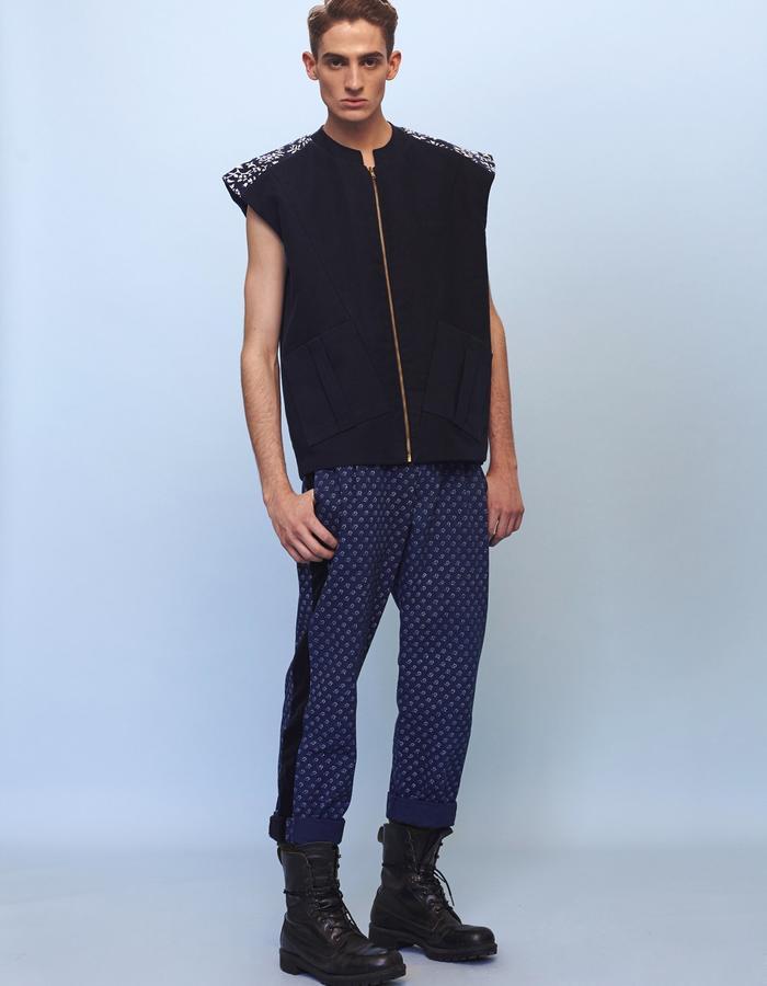 mens woolen vest