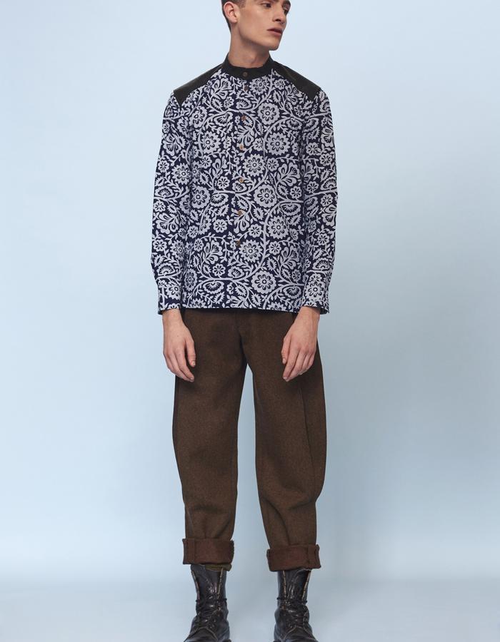 mens print shirt