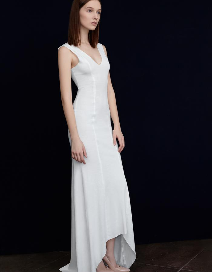 Olya Kosterina Jersey Gown