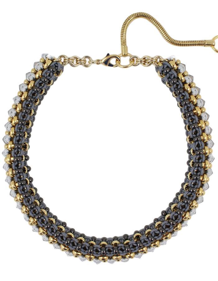 Handmade Congo necklace by Sollis jewelry