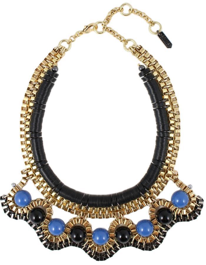 Volta necklace by Sollis jewellery