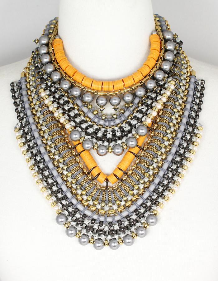Designer costume jewellery by Sollis