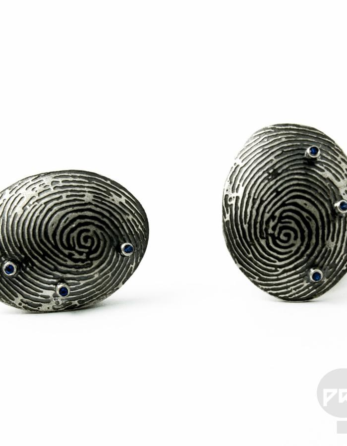 Fingerprints Earrings