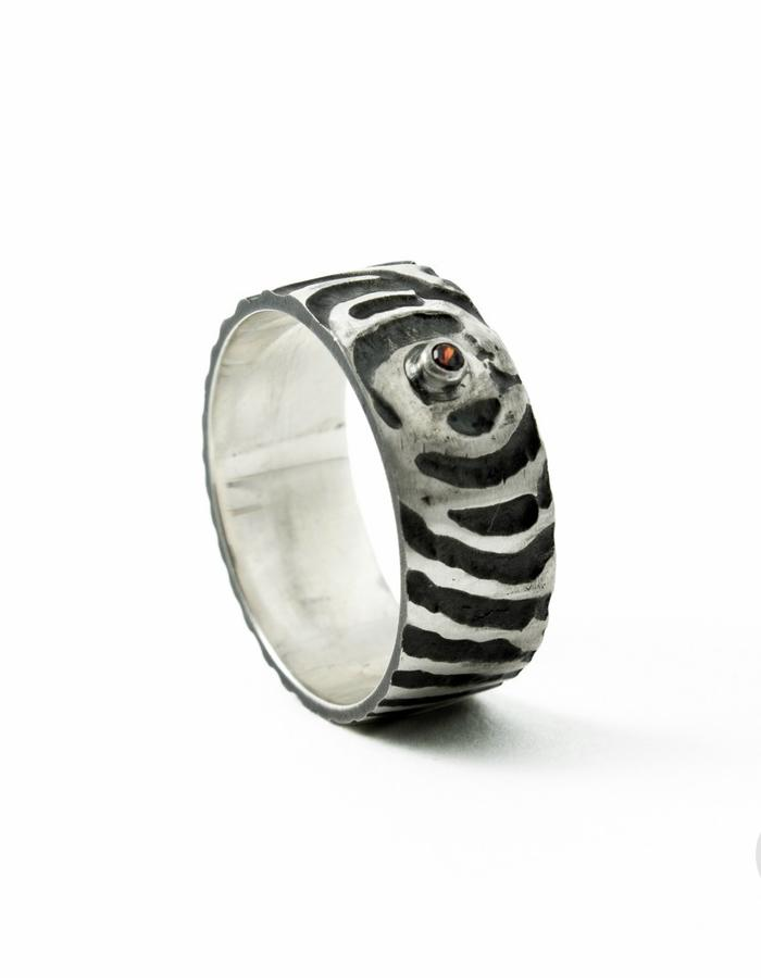 Fingerprints Ring