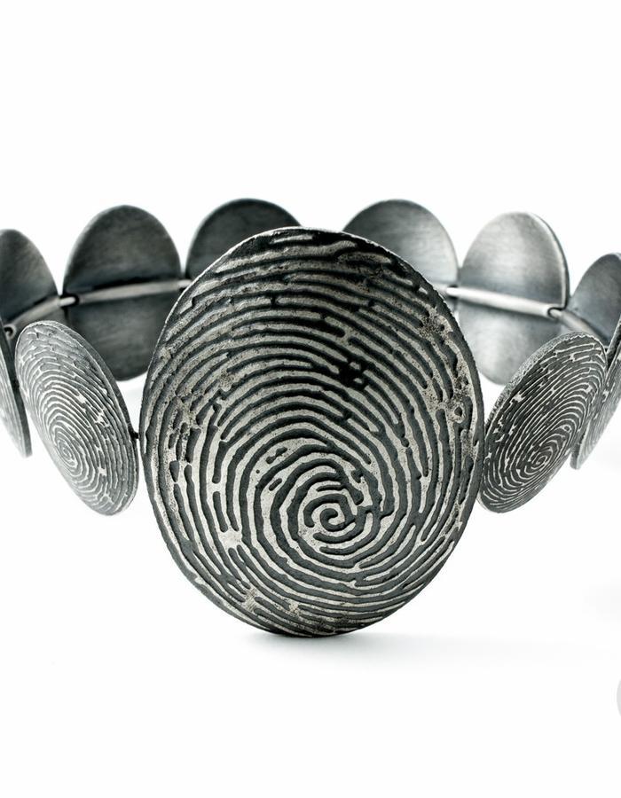 Fingerprints Bracelet