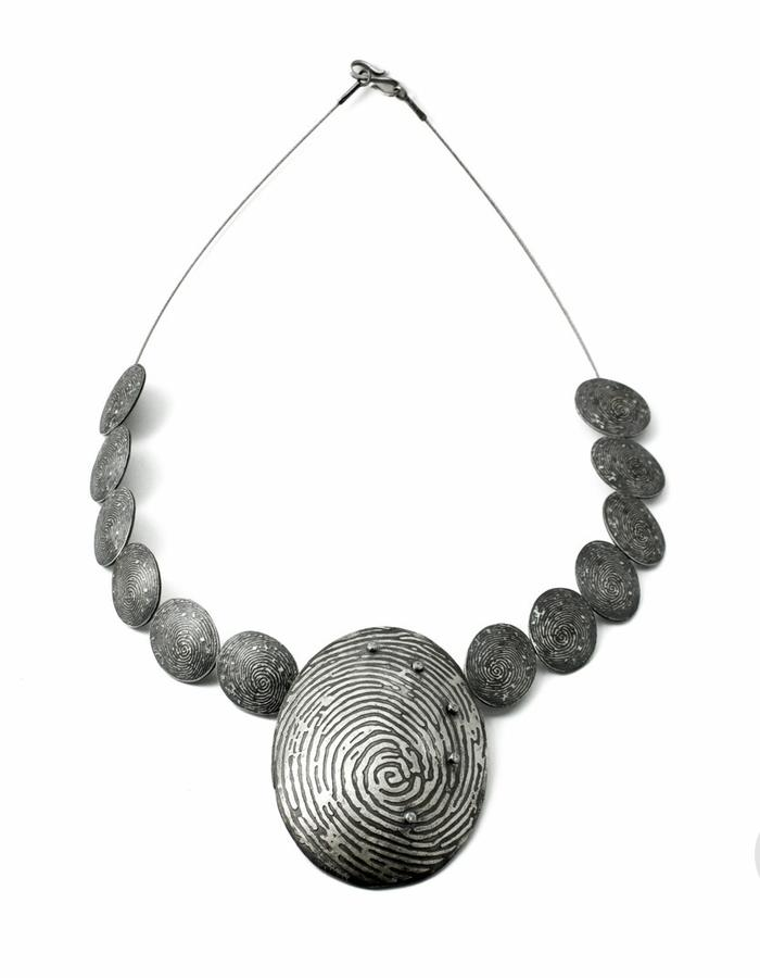 Fingerprints Necklace