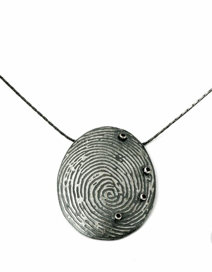 Fingerprints Pendant