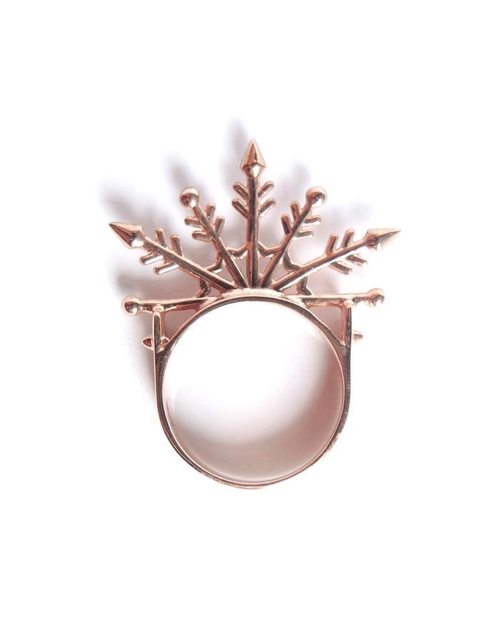Snowflake Ring RG