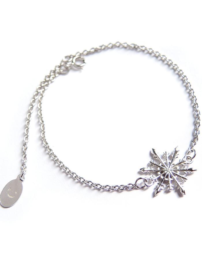 Snowflake Bracelet SIL