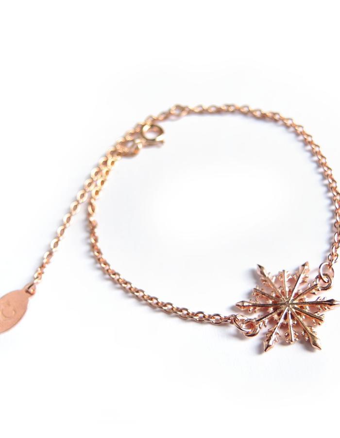 Snowflake Bracelet RG