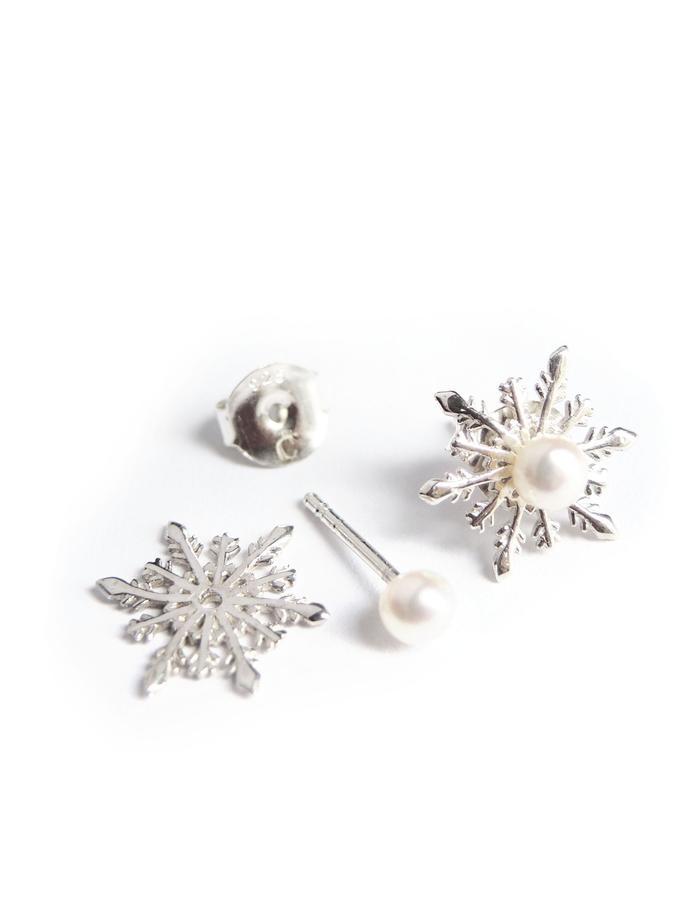 Snowflake Pearl SIL