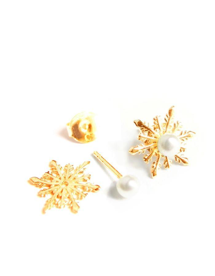 Snowflake Pearl YG