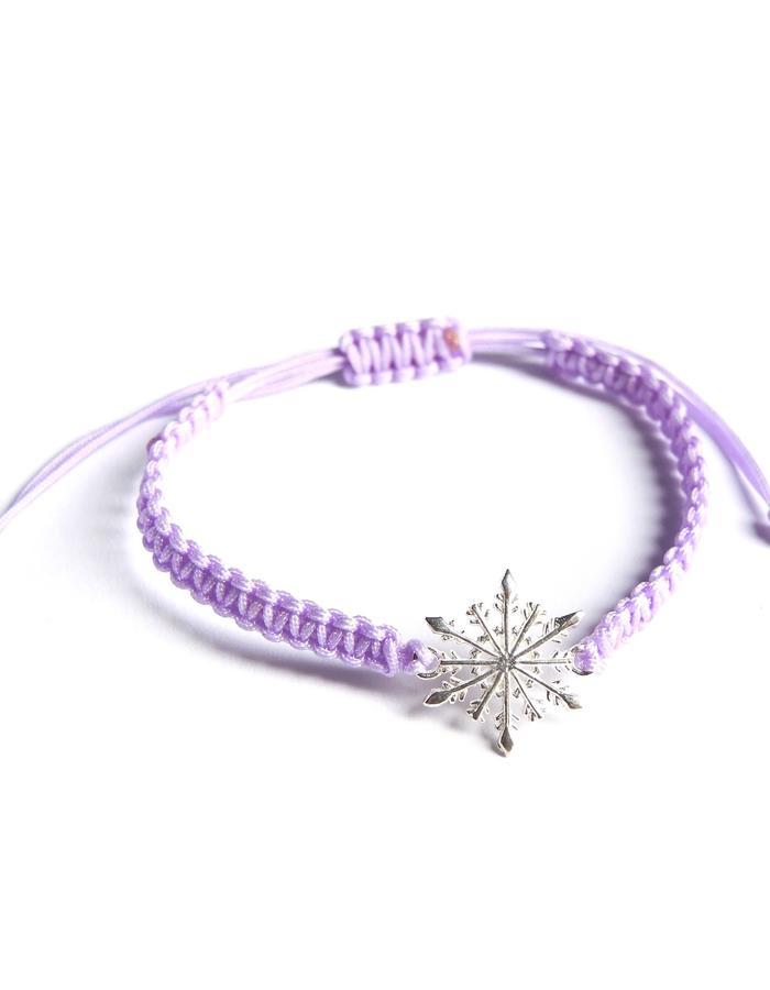 Macrame Purple