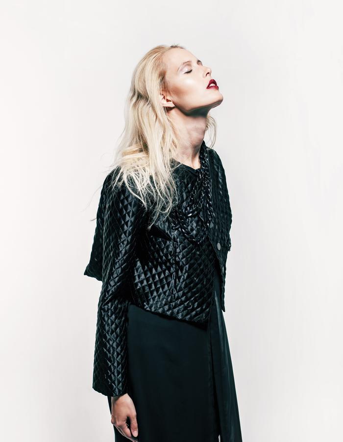 winter, black, fashion