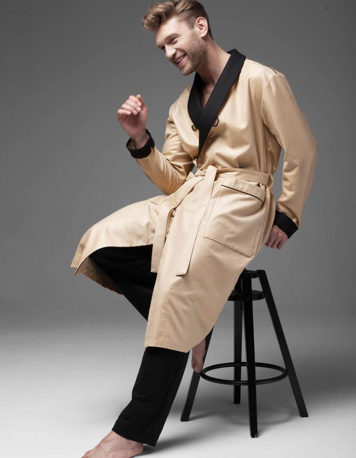 Fyne Gaments menswear offers you a sophisticated look for relaxed moments.