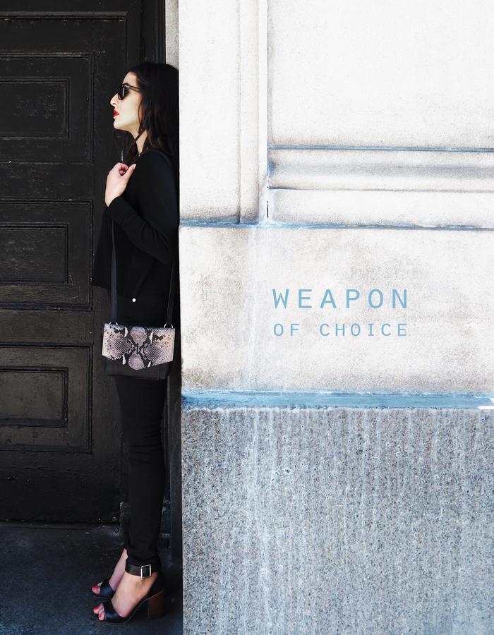 Elizabeth Dunn - Mini Gun Bag