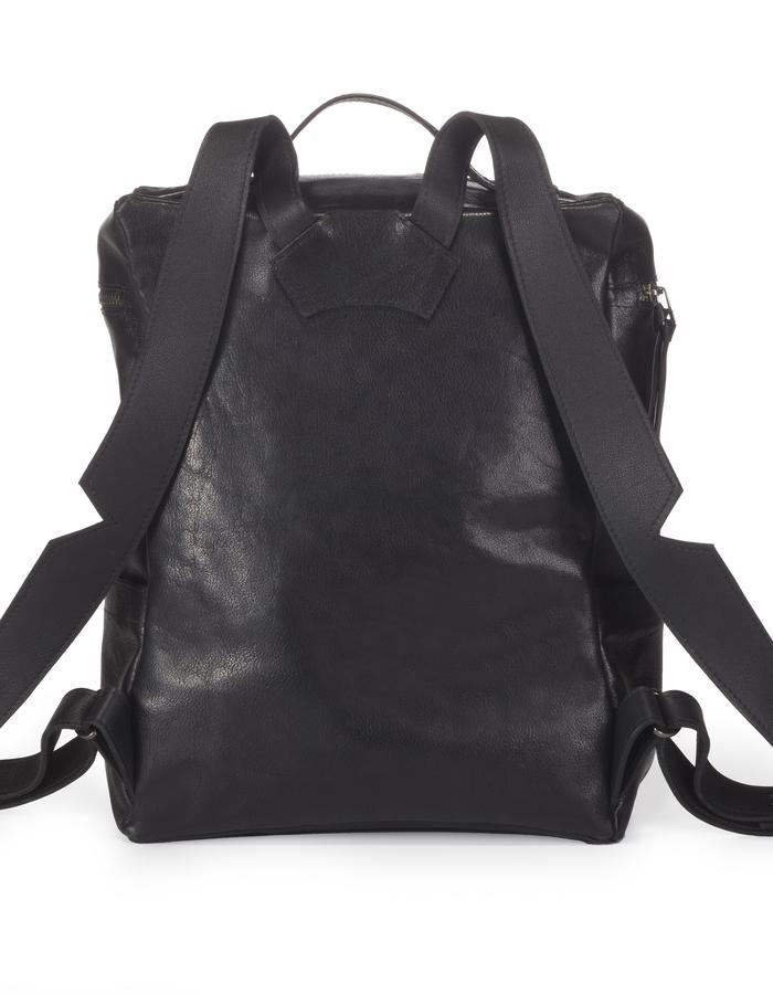 Bayron backpack black back by Colle'cte