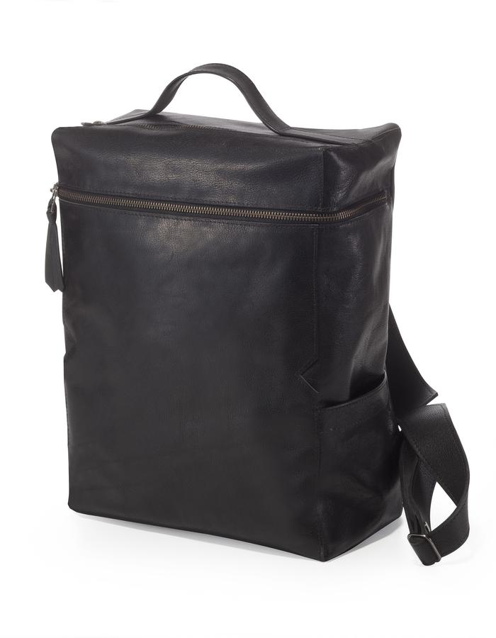Bayron backpack black by Colle'cte