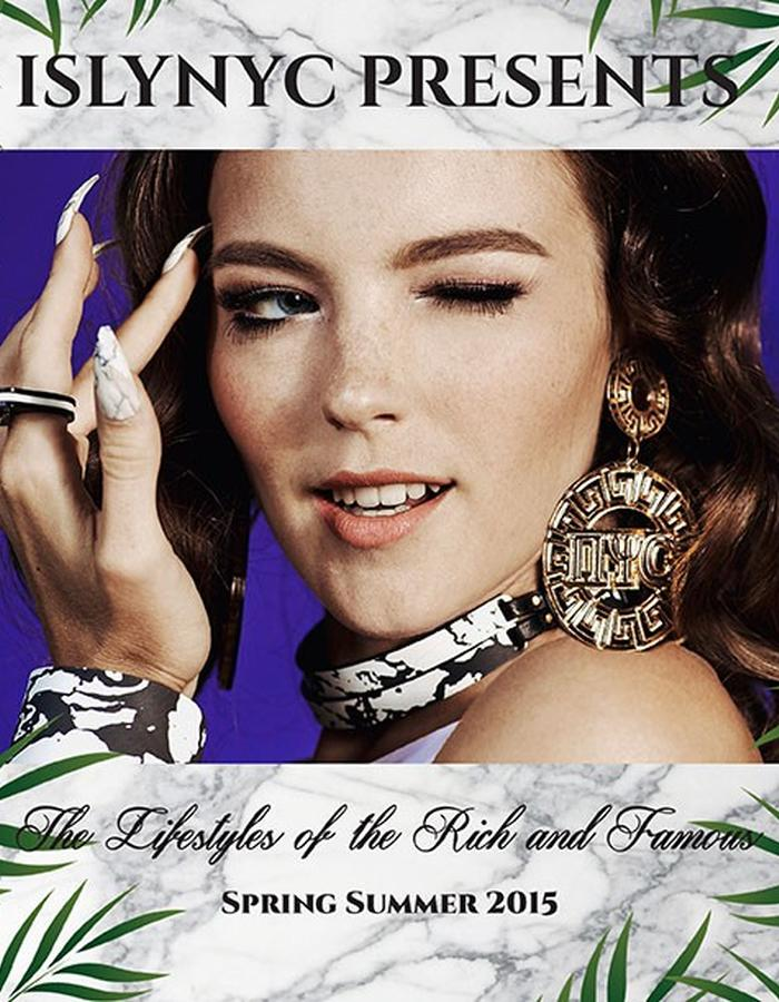 I Still Love You SS15 Lifestyles of the Rich and Famous