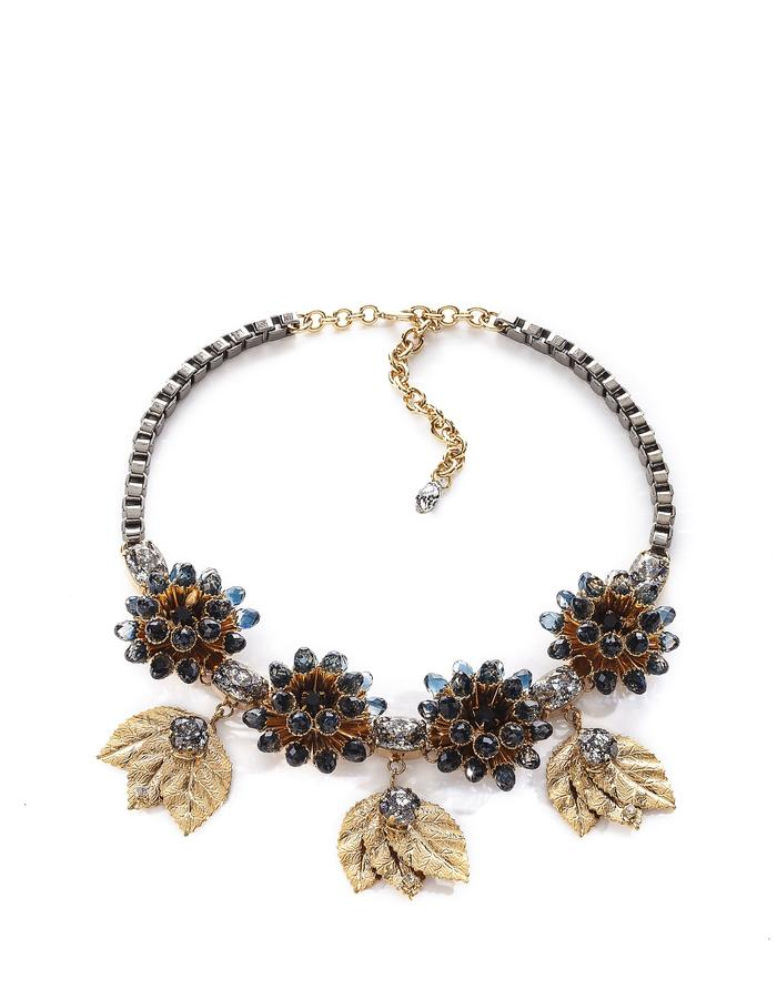 FLOWER EXPLOSION NECKLACE