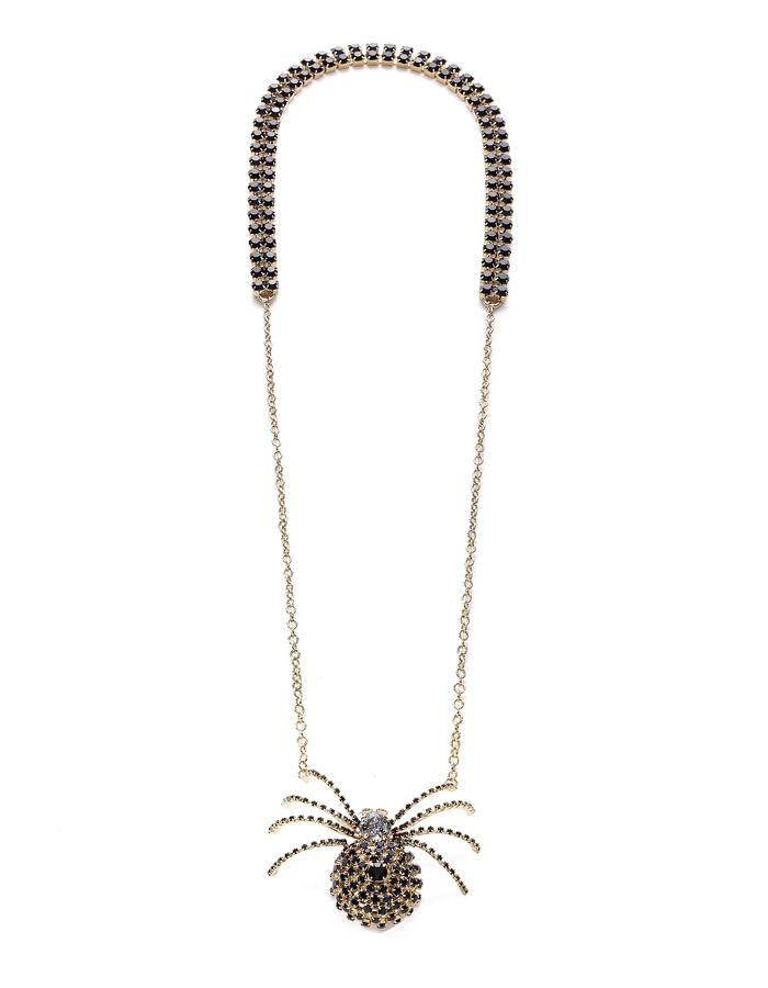 LONG NECKLACE WITH SPIDER