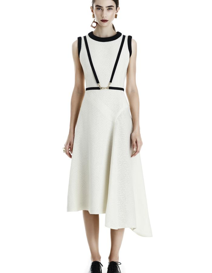 PHONEME WHITE Dress