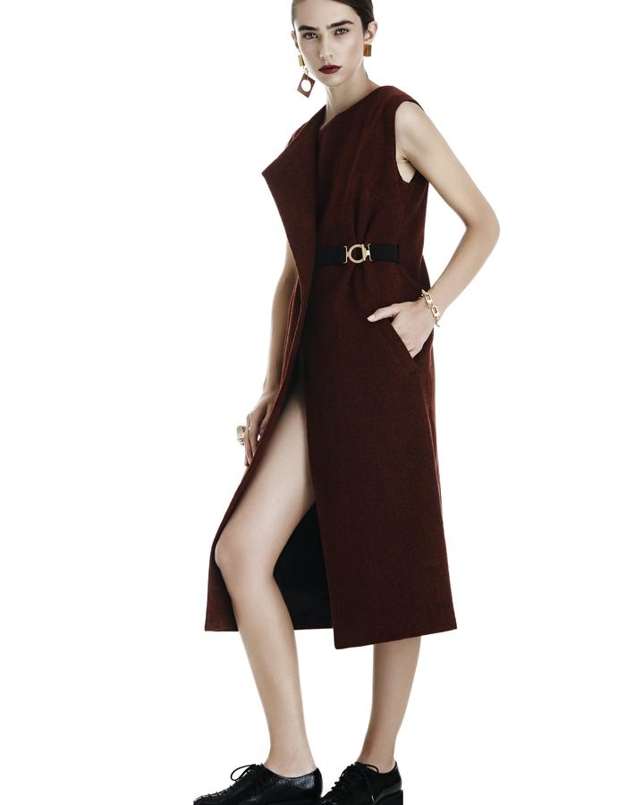 MOMA Trench Dress