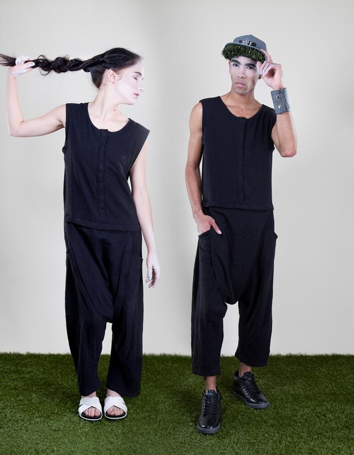 harem onesie form over function FOF unisex