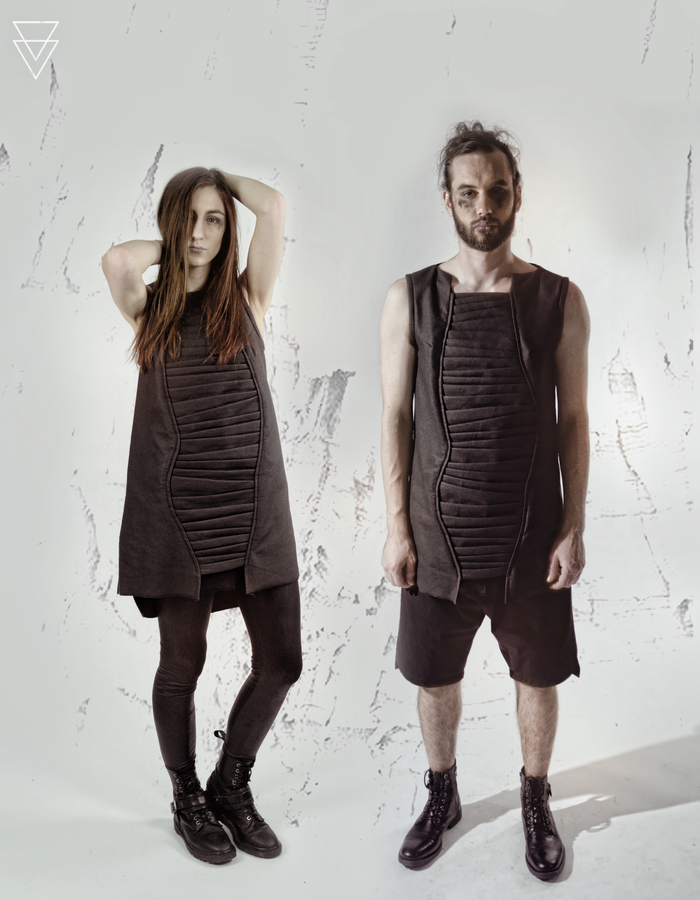 Pleat GENESIS Form over Function Unisex FOF