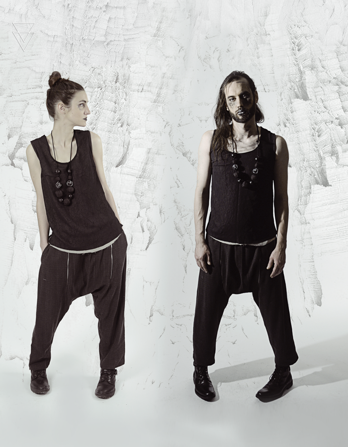 Harem Pant GENESIS Form over Function Unisex FOF
