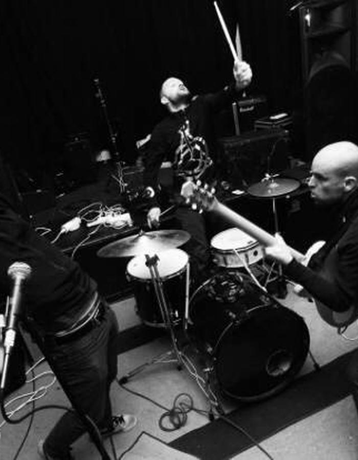The Blind Shake ALIAS FOF Form over Function Custom Musicians