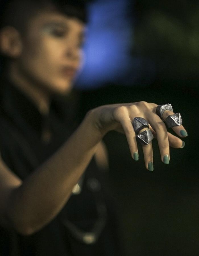 Soul Lights Ring