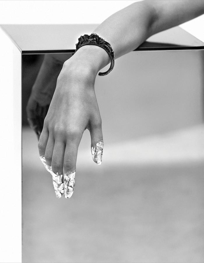 Ridge bracelet LLY Atelier