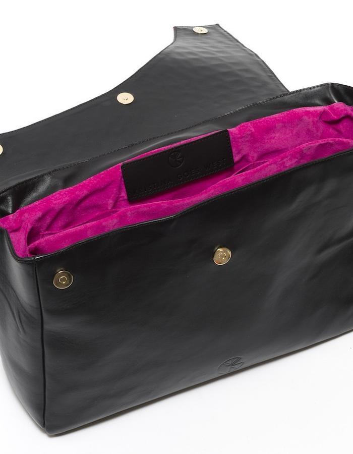 KGW bags - Yellow & Black tote