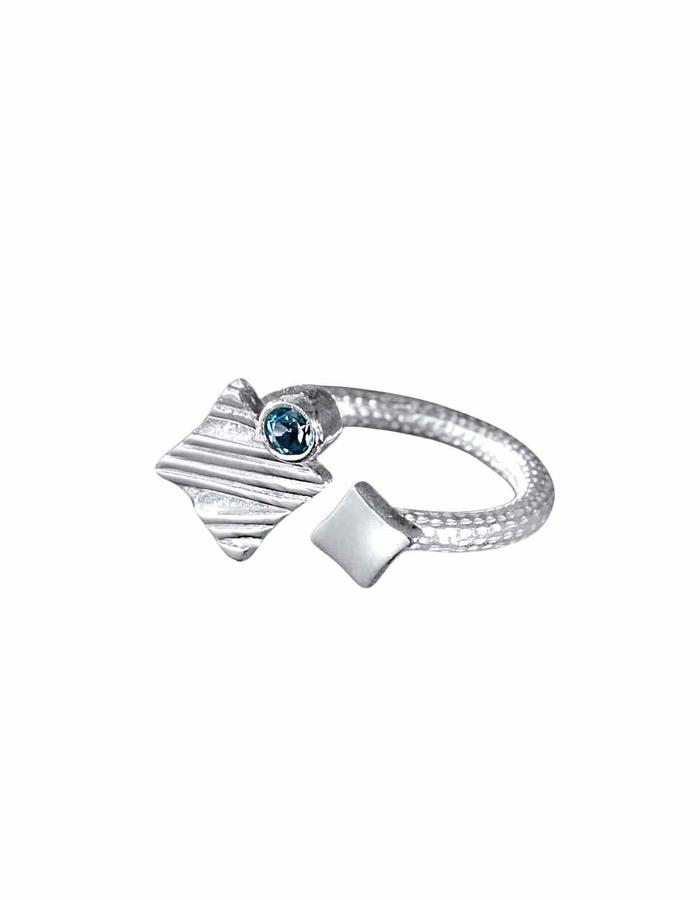 KGW by S.B. - Sterling silver with Swiss Topaz