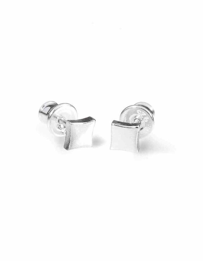KGW by S.B. - Small sterling silver studs