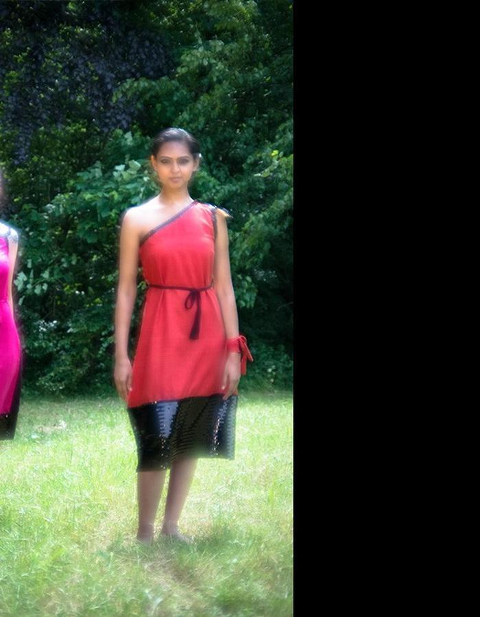 MANDALI MENDRILLA WISH TREE DRESS BUTTERFLY I & II
