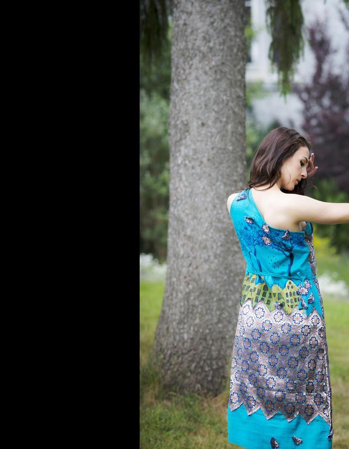 MANDALI MENDRILLA WISH TREE DRESS AMSTERDAM