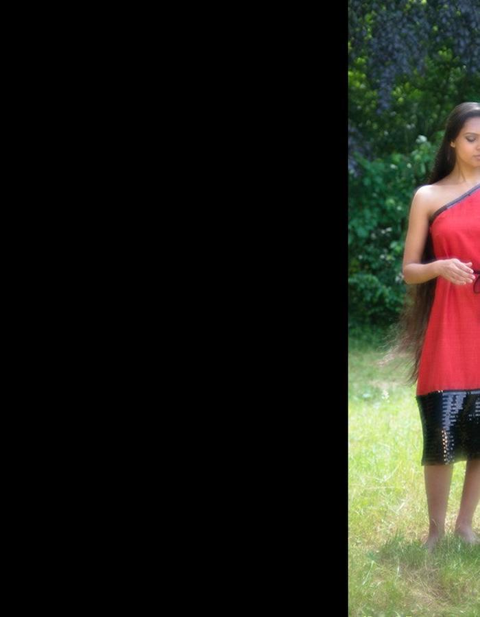 MANDALI MENDRILLA WISH TREE DRESS BUTTERFLY I