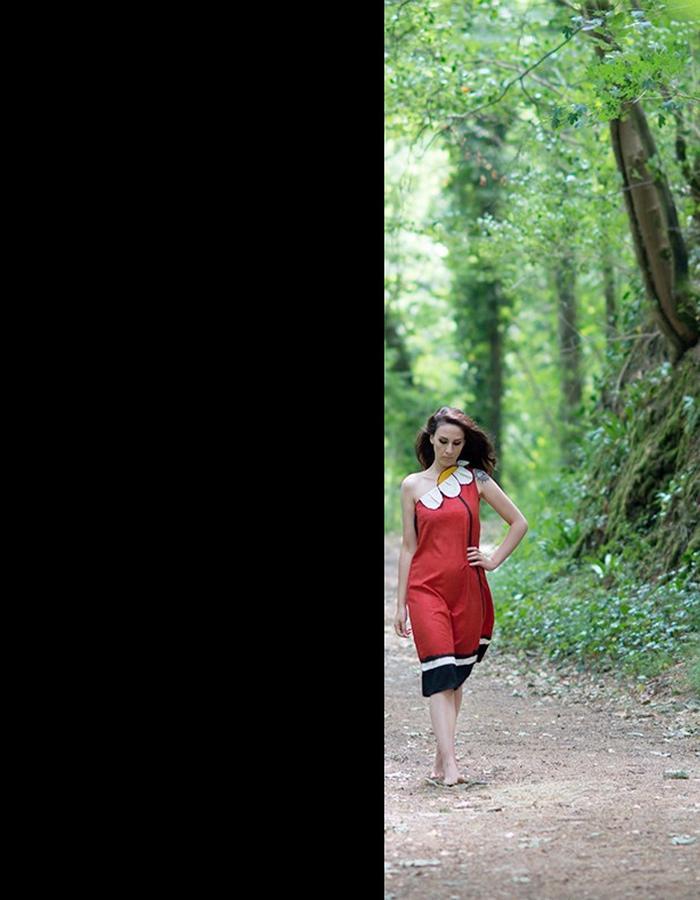 MANDALI MENDRILLA WISH TREE DRESS FLOWER