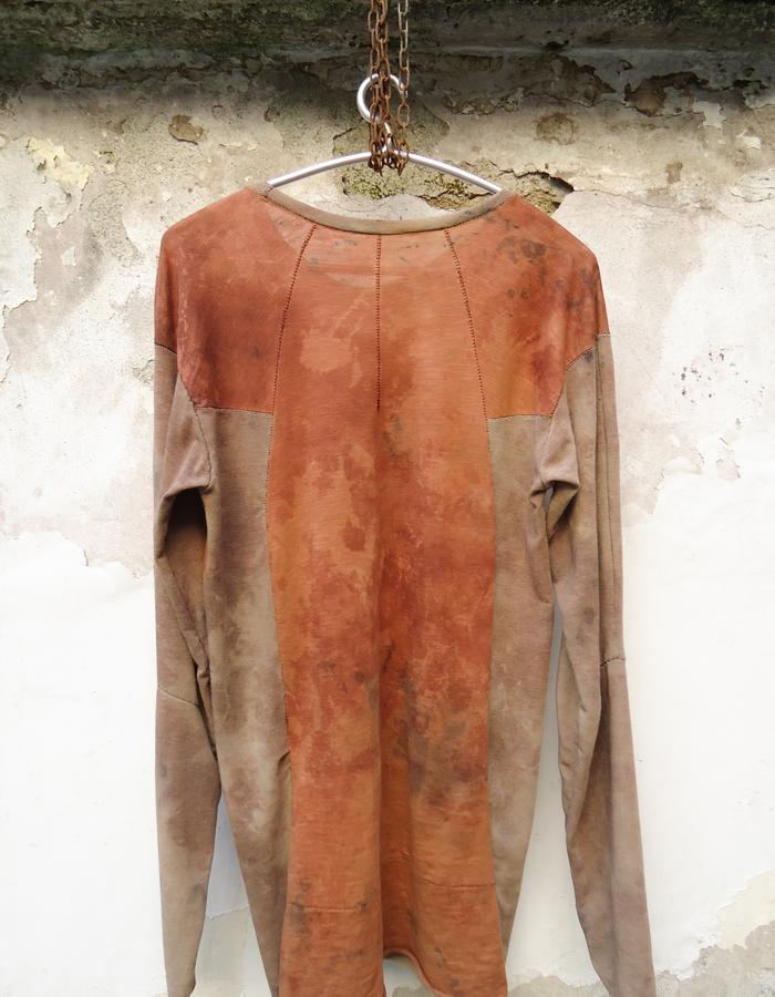 Rust back