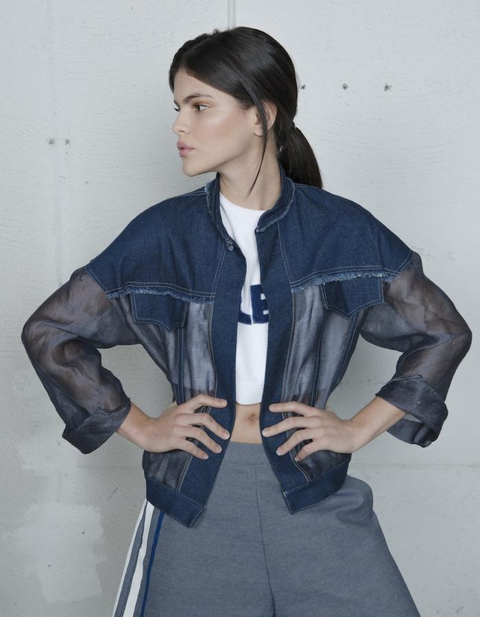 SIH Design x Denim Capsule Collection // Denimwear