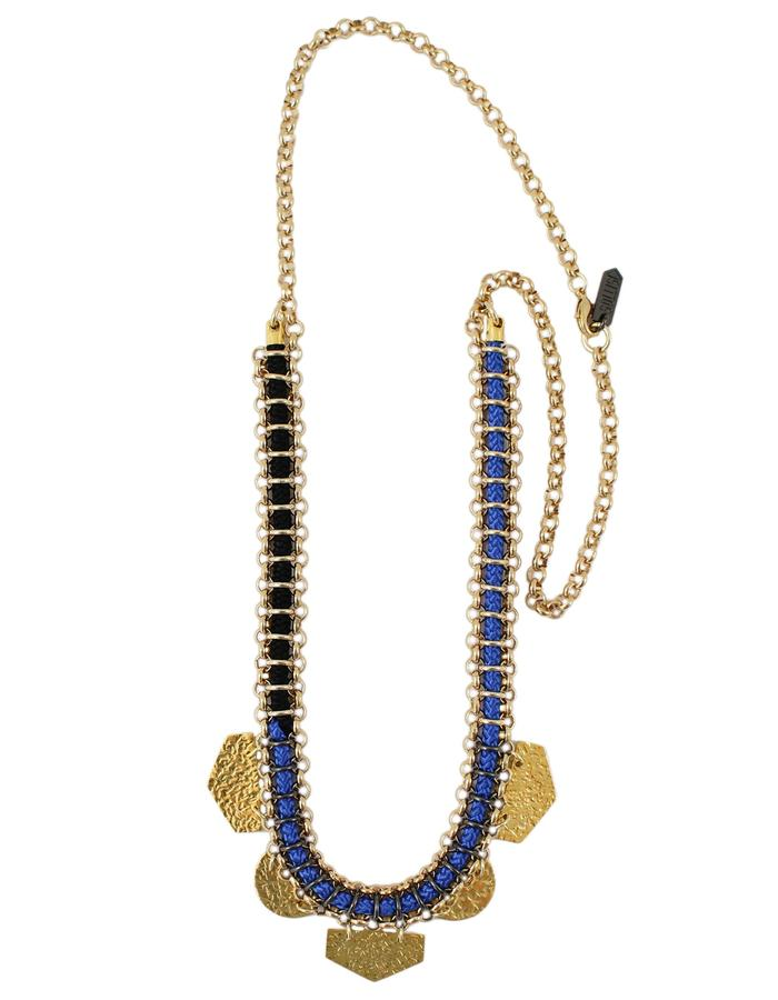 Zuma necklace by Sollis jewellery