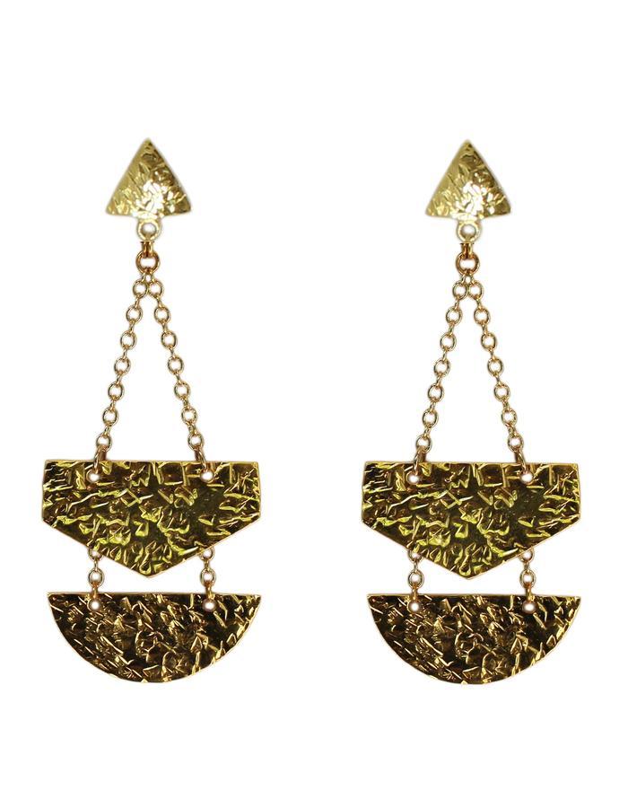 Lola earrings by Sollis jewellery
