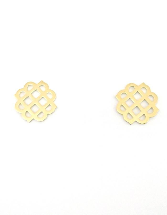 Classic Logo Millié Earrings