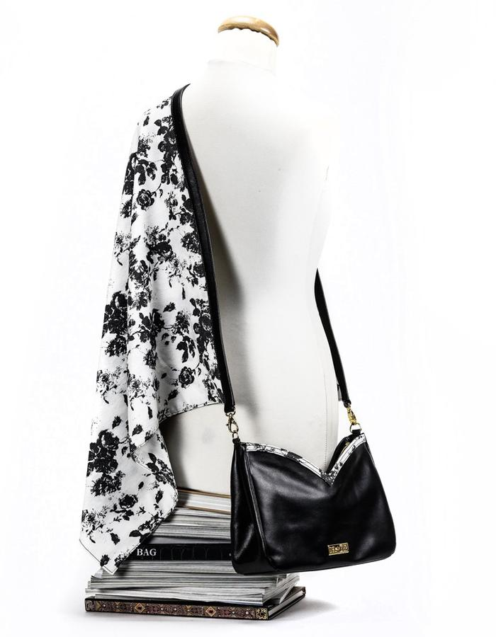 Hemera Poncho Bag