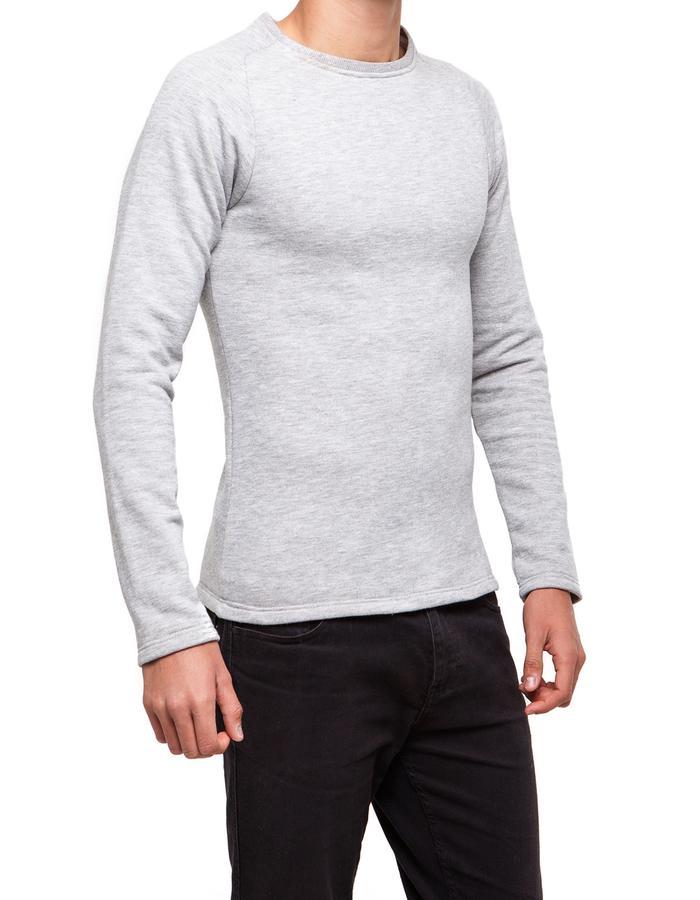 Grey Cotton Sweater I