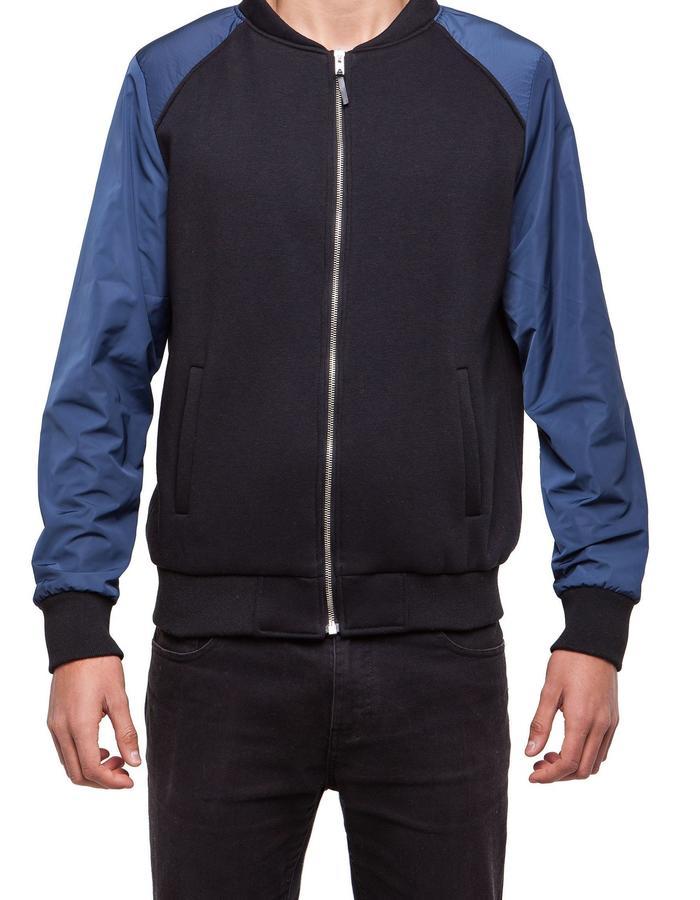 Black & Blue Jacket