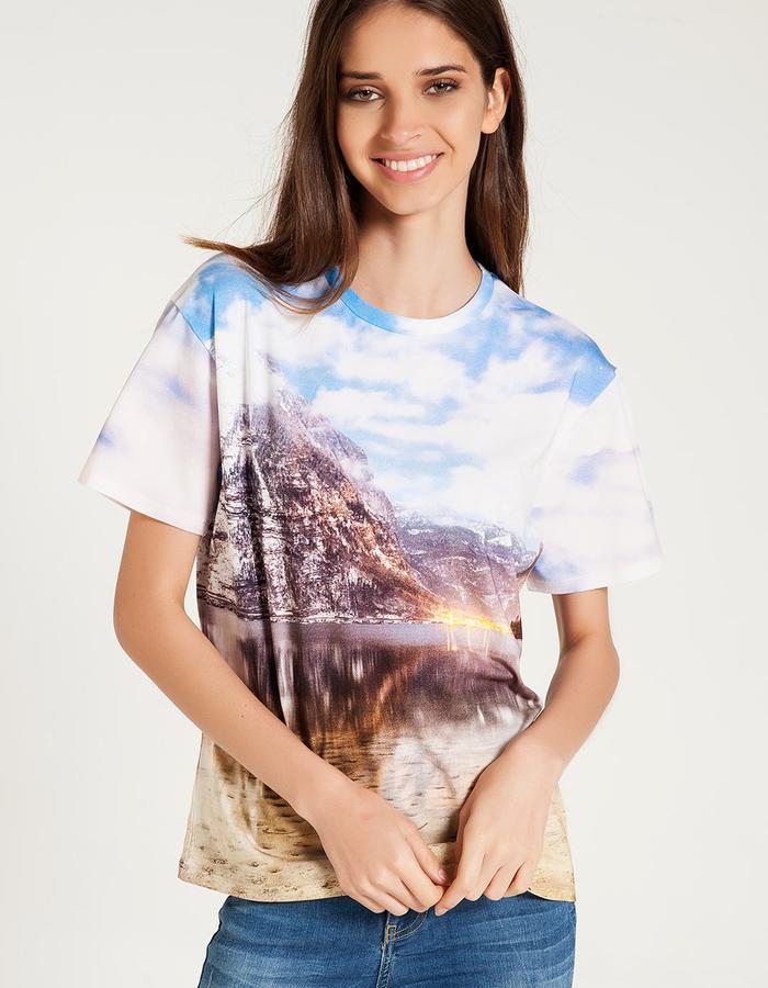 Halstatt Unisex Tshirt